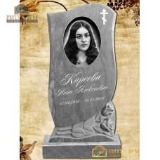 Резной памятник 23 — ritualum.ru