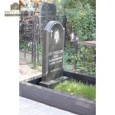 Памятник из гранита 345 — ritualum.ru