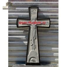 Крест из гранита резной — ritualum.ru