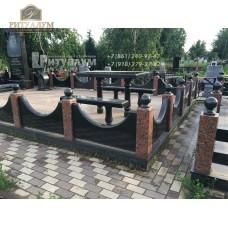 Оградка 067 — ritualum.ru